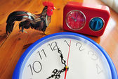 Daylight saving time (DST) — Foto Stock