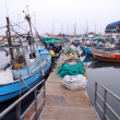 Ancient Yaffo Port Israel — Stock Photo