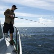 Fishing Safari in New Zealand — Stock Photo #14939515