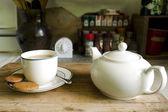 Tea Pot — Stock Photo
