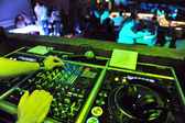 Vita notturna - discoteca — Foto Stock