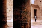 Philae templo de ísis em aswan — Fotografia Stock