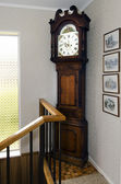Longcase clock — Stockfoto