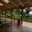 Tropical patio — Stock Photo #16342023