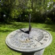 sun clock — Stock Photo