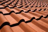 Hiszpański dachu — Zdjęcie stockowe