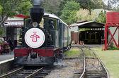 Bay of Islands Vintage Railway — Stock Photo