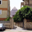 Great Pyramids in Giza — Photo #17325609