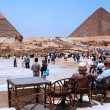 Great Pyramids in Giza — Photo #17325623