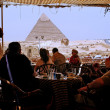 Great Pyramids in Giza — Photo #17325663