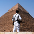 EgyptiSecurity at Great Pyramids in Giza — Photo #17325683