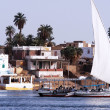 Felucca Sailboat — Foto Stock