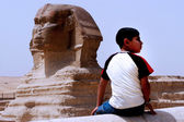 The Great Sphinx — Stock Photo