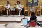 Aswan Egypt — Stock Photo