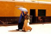 Muslim dressing cod - Hijab — Stock Photo