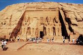 Abu Simbel Temples — Stock Photo