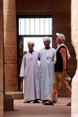 Isis philae 神庙在阿斯旺 — 图库照片