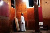 Uomo musulmano pregare — Foto Stock