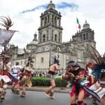 Catedral Metropolitana in Mexico City — Stock Photo #17333797