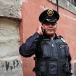 ������, ������: Mexican policeman
