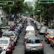 Stock Photo: Traffic congestion