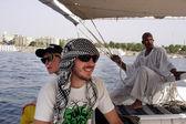 Egypt Travel Photos - Aswan — Stock Photo
