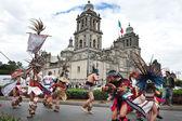 Catedral Metropolitana in Mexico City — Stock Photo