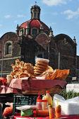 Mexikansk mat — Stockfoto