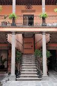 Casa colonial — Foto de Stock