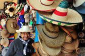 Mexican sombrero — Stock Photo