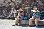 Mexican siesta — Stock Photo