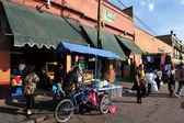 Paisaje urbano de la ciudad de méxico — Foto de Stock
