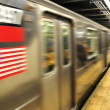 Foto Stock: New York City Subway