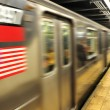 Stockfoto: New York City Subway