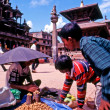 Patan - Nepal - Stock Photo