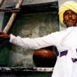 Rajasthani man - India - Stok fotoraf