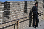 Pequim-grande muralha da china — Fotografia Stock