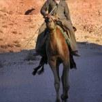 Petra in the Hashemite Kingdom of Jordan — Stock Photo #18286491