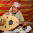 Arabic music — Stock Photo