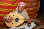 Arabic music — Stock Photo