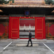 The Forbidden city in Beijing China — Stock Photo