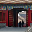 The Forbidden city in Beijing China — Stock Photo #18434409