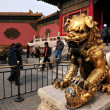 The Forbidden city in Beijing China — Stock Photo #18434421