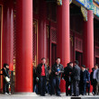 The Forbidden city in Beijing China — Stock Photo #18434457