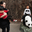 Beijing Zoo in China - Stock Photo