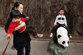 Beijing Zoo in China — Stock Photo