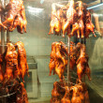 Chines food - Beijing Roast Duck — Stock Photo
