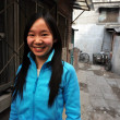 Hutong in Beijing China — 图库照片