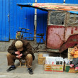 Poverty in China — Stock Photo