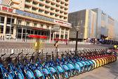 中国の自転車 — ストック写真